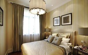 135平米欧式风格三室两厅室内装修效果图