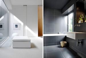 190平米现代风格简单时尚别墅室内装修效果图