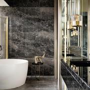 新古典主义风格奢华卫生间装修效果图赏析