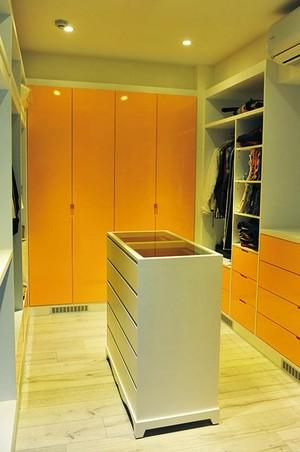 90平米北欧风格清新室内装修效果图案例