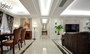 新古典主义风格大户型室内设计装修效果图案例