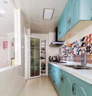 北欧风格简约厨房设计装修效果图赏析