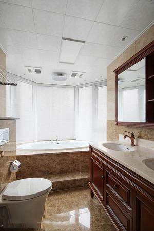 美式风格大户型精致卫生间装修效果图