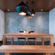 后现代风格简约餐厅设计装修效果图赏析