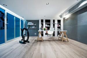 240平米现代风格时尚别墅装修效果图案例
