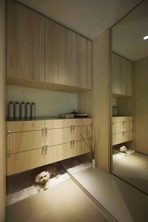 80平米宜家风格室内设计装修效果图案例