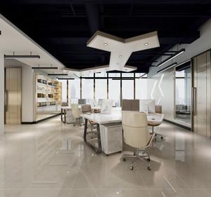 现代风格精致办公室设计装修图