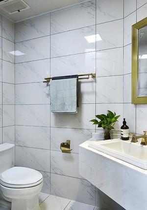 75平米北欧风格简约两室两厅室内设计装修效果图