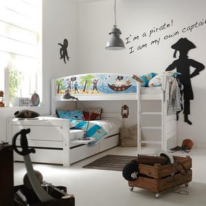简约风格时尚个性儿童房设计装修效果图