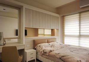92平米简欧风格精装两室两厅室内装修效果图案例