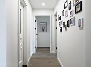 简欧风格精美照片墙设计装修效果图赏析