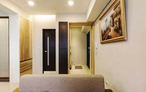 76平米日式风格简约一居室室内装修效果图