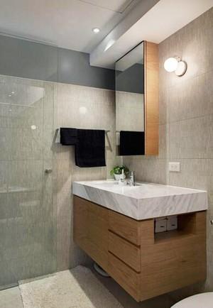 80平米现代风格质感室内设计装修效果图赏析