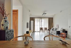 120平米新中式风格简约室内装修效果图案例