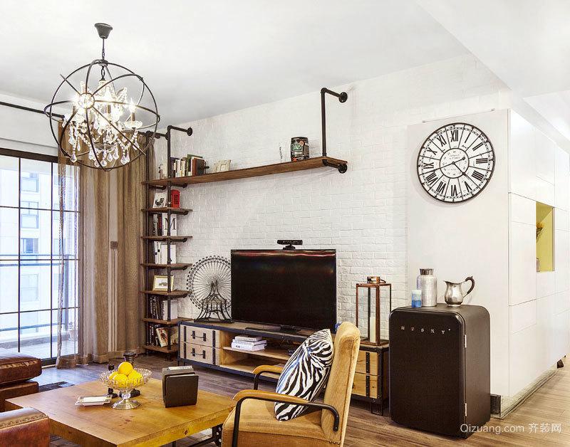 后现代风格创意个性客厅设计装修效果图鉴赏