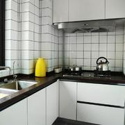 简约风格小户型厨房设计装修效果图赏析