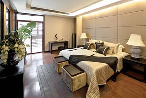 240平米中式风格经典别墅室内装修效果图