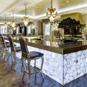 简欧风格高端精美酒吧吧台装修图