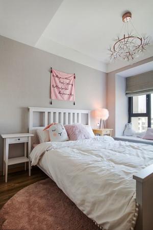 北欧风格简约清新儿童房装修效果图赏析