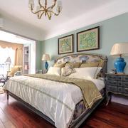 欧式风格古典精美卧室装修效果图赏析