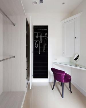 141平米欧式风格简单雅致四室两厅室内装修效果图