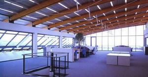 现代简约风格厂房设计装修效果图