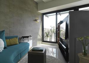 51平米现代简约风格单身公寓装修效果图