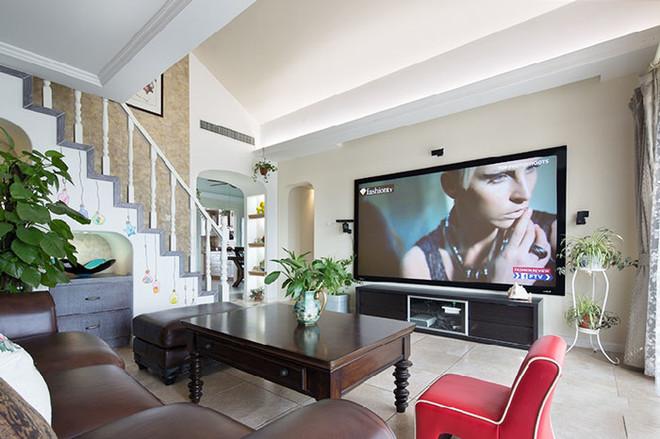 120平米复式楼设计图大全 120平米复式楼设计图欣赏 齐装网装修效果图片