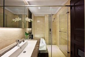132平米后现代风格时尚大户型室内装修效果图