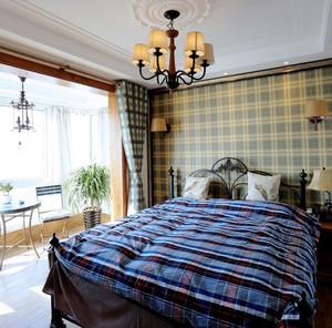 美式风格精美卧室装修效果图赏析