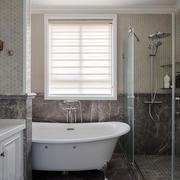 欧式风格精美清新卫生间装修效果图赏析