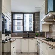 现代简约大户型厨房设计装修效果图赏析