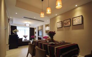 97平米混搭风格精美两室两厅装修效果图赏析