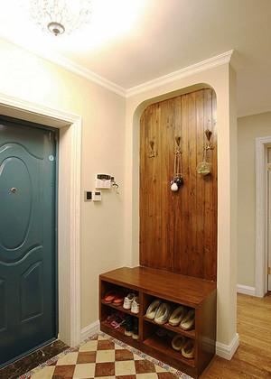 120平米美式风格时尚创意室内装修效果图