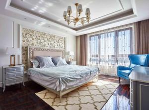 欧式风格奢华高雅卧室装修效果图赏析