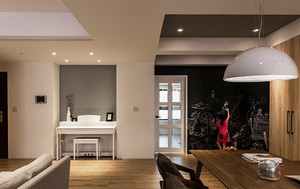 80平米宜家风格简约温馨室内装修效果图
