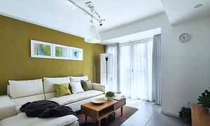 北欧风格简约复式楼室内装修效果图案例
