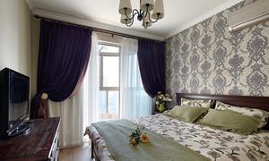 混搭风格精美时尚两室两厅室内装修效果图赏析