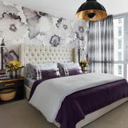 欧式风格精美时尚卧室设计装修效果图赏析