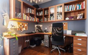 现代风格精致书房设计装修效果图赏析