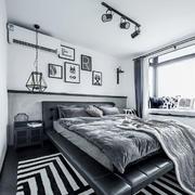 后现代风格精美卧室装修效果图