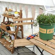 简约风格阳台小花园装修效果图