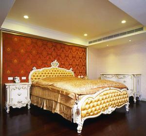 欧式风格经典奢华三室两厅室内装修效果图