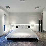 现代简约风格精致卧室装修实景图赏析