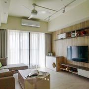 宜家风格简约客厅设计装修效果图赏析