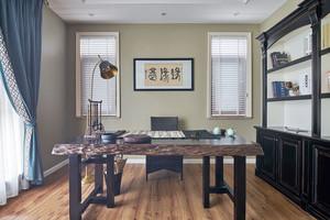 中式风格古典书房装修效果图赏析