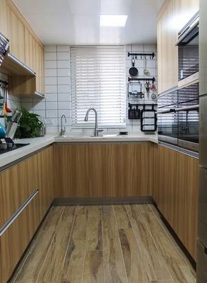 10平米简约风格厨房设计装修效果图赏析