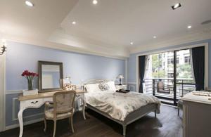 欧式风格典雅精美别墅卧室装修效果图赏析