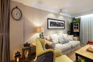 新中式风格精致四室两厅室内装修效果图