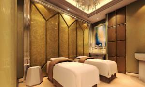 简欧风格精致美容院室内设计装修效果图